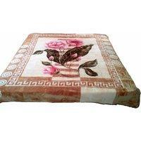 JK Handloom Korean Mink Ultra Soft Blanket Double Bed (KDsPa)