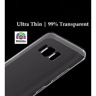 quality design e590f 9d9ce Samsung Galaxy S8 Back Cover Ultra Thin Slim Case Transparent