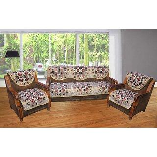 Manvi Creations Latest Sofa Cover