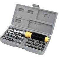 41 In 1 Pcs Tool Kit & Screwdriver Set Very Useful For Home - Office, PC & Car