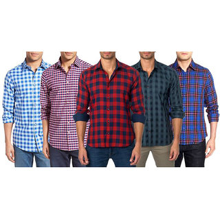 27fb51f0e908 Buy Branded Shirts Online @ ₹1399 from ShopClues