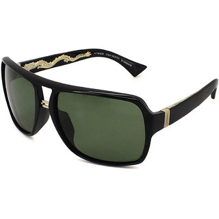 998fc51816 Buy D ARMATE Retro Square Sunglasses (Black) Online - Get 50% Off