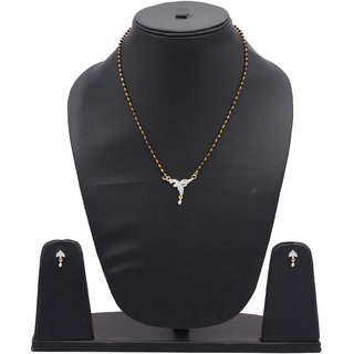 Godhaila Fashion Gold Plated Necklace for Women