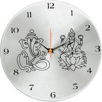 Designer Laxmi Ganesh Wall Clock