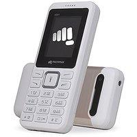 Micromax X591 Dual Sim Mobile Phone Champange