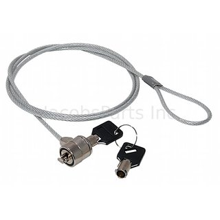 Bittenapple Notebook Lock  Security Cable With 2 Keys