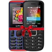 Combo Of Gfive U707 (Blue-Red) With Dual Camera  + Gfiv