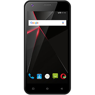 Swipe Elite 2 Plus 2017 4G LTE (Charcoal Black 8 GB)