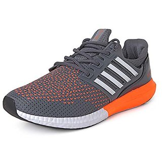 Air Sports Men's Grey Running Shoes
