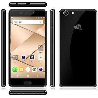 Micromax Canvas 2 Q4310 (3 GB 16 GB Chrome Black)