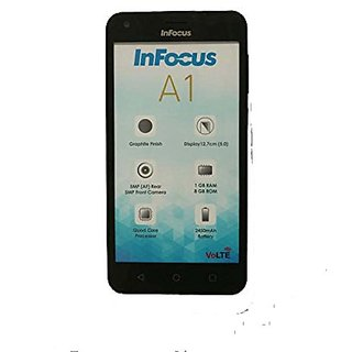 InFocus A1s M505 (1 GB 8 GB Gold)