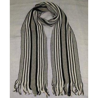 Pure Woolen Muffler for Mens Comfortable Winter Season