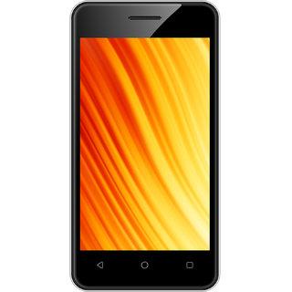 Ziox QUIQ Sleek (512 MB 4 GB Black)