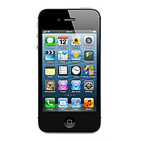 Apple iphone 4S 8GB/Good Condition/Certified Pre Owned -  (3 Months Warranty Bazaar Warranty)