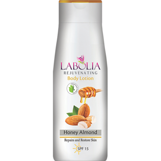 Labolia Honey Almond Body Lotion (with SPF-15) 300 ml