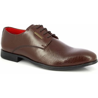 Alberto Torresi Nuno Brown Shoe