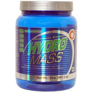 Deca Nutrition Hydro Mass Protein Supplement Powder 2 Lbs