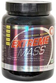 Deca Nutrition Extreme Mass Protein Supplement Powder 2 Lbs