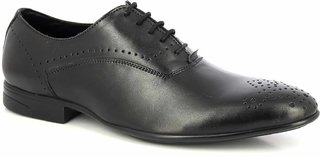 Alberto Torresi Maello BLACK Formal SHOES