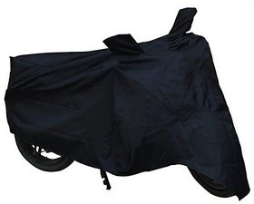 Autosun Honda CB Unicorn Two Wheeler Cover (Black)