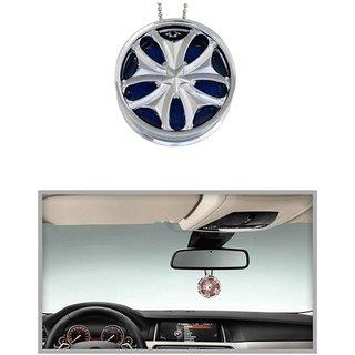 Rim Shape Air Freshener Hanging Scent Smell Fresh Car Mini