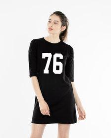 T shirt dress for Women- 76