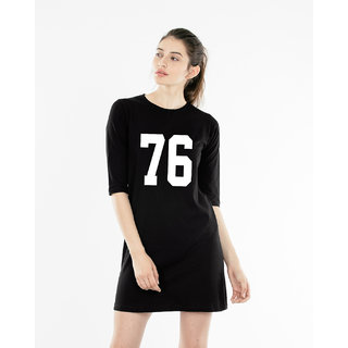 Buy T shirt dress for Women- 76 Online - Get 42% Off 1f5eb3514