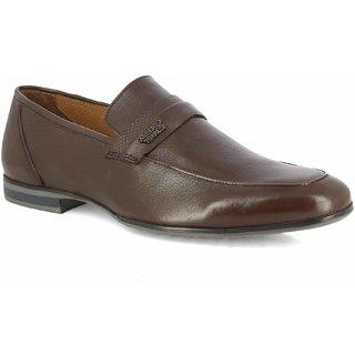 Alberto Torresi Matteo Brown Formal Shoes