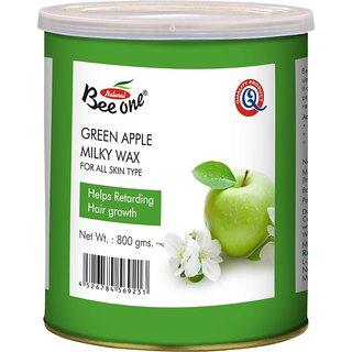 GoodsBazaar Beeone Green Apple Wax (800 Grams)
