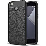 Redmi Y1 / Y 1 Original Auto Focus All Side Full Protection  Shock Proof Leather Pattern Armor Soft Back Case / Cover