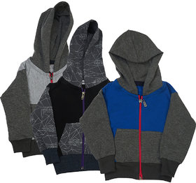 pack of 3 assorted jackets
