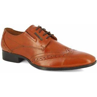 Alberto Torresi Fanrizio Tan Formal Shoes