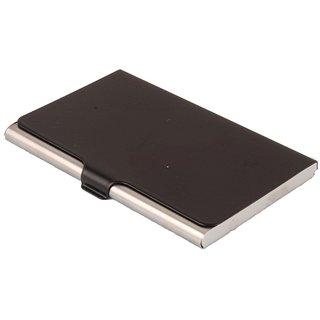 AV Enterprises RFID Steel ATM / Visiting /Credit Card Holder,Business Card Case Holder, ID Card Holder FOR MEN WOMEN,