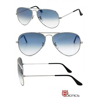 3add4daab71 Buy Ediotics Classic Blue Aviator Style Designer Sunglasses for Men Online  - Get 70% Off