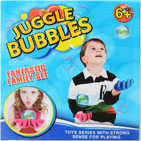 Toys Factory Kids Funny Elastic Juggle Bubbles  (Multicolor)