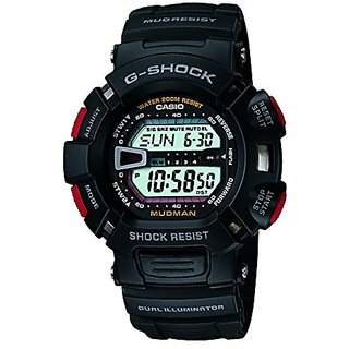 G-Shock Professional Digital Grey/Silver Dial Mens Watch - G-9000-1Vdr (G201)