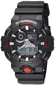 Casio G-Shock Analog-Digital Black Dial Mens Watch-Ga-7