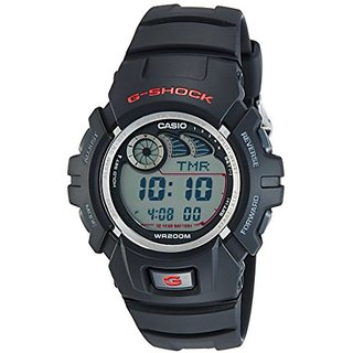 G-Shock Digital Grey Dial Mens Watch - G-2900F-1Vdr (G190)