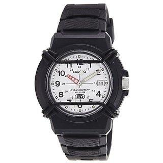 Casio Enticer Analog White Dial Mens Watch - Hda-600B-7Bvdf (A509)