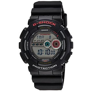 G-Shock Digital Grey Dial Mens Watch - Gd-100-1Adr (G309)