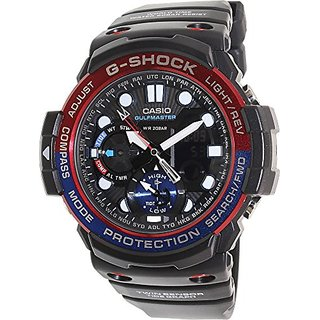 Casio G-Shock GN-1000-1ADR (G605) Analog-Digital Black Dial Men's Watch