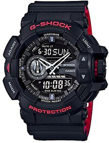 G-Shock Analog-Digital Black Dial Mens Watch-Ga-400Hr-1