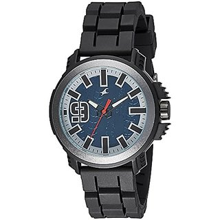 Fastrack Analog Blue Dial Mens Watch-38015Pp02