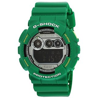 G-Shock Digital Grey Dial Mens Watch - Gd-120Ts-3Dr (G505)