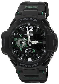 G-Shock Analog-Digital Black Dial Mens Watch - Ga-1100-