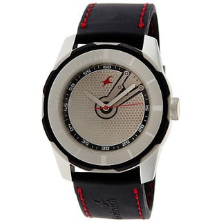 Fastrack Economy 2013 Analog Silver Dial Mens Watch - 3099Sp03