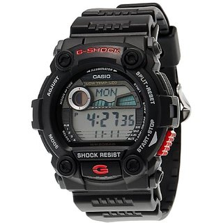 G-Shock Digital Grey Dial Mens Watch - G-7900-1Dr (G260)