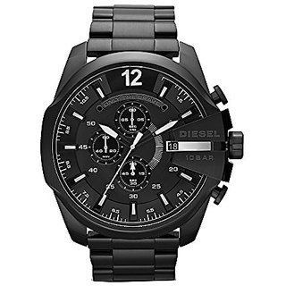Diesel Analog Black Dial Mens Watch - Dz4283
