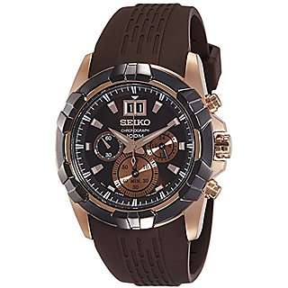 Seiko Lord Analog Black Dial Mens Watch-Spc194P1