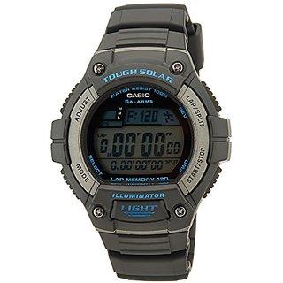 Casio Youth Digital Grey Dial Mens Watch - W-S220-8Avdf (D104)